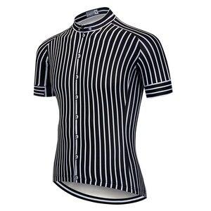 Image 2 - Moxilyn maillot de cyclisme pour hommes, maillot de cyclisme vtt, qui respire et absorbe la sueur, à séchage rapide, VTT