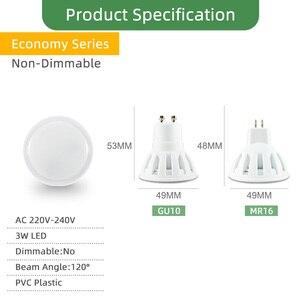 Image 3 - Kaguyahime LED MR16 12 فولت MR11 لمبة الأضواء مصباح 80 المصابيح تيار مستمر 10 30 فولت LED بقعة ضوء 6 واط Lampara الدافئة الأبيض الباردة الأبيض Bombillas