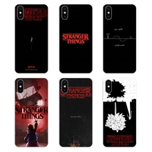 Stranger Things acrobat case for iphone 6 6S 7 8 plus Soft tpu Cover cases iphoneX XR XS Plus MAX back coque