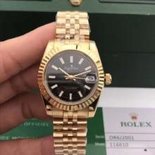 Luxury Brand Bew Stainless Steel Sapphire Watch Women Lady Automatic
