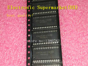 Free Shipping 50pcs/lots ENC28J60-I/SO  ENC28J60  SOP-28  New original  IC In stock! - DISCOUNT ITEM  0% OFF All Category