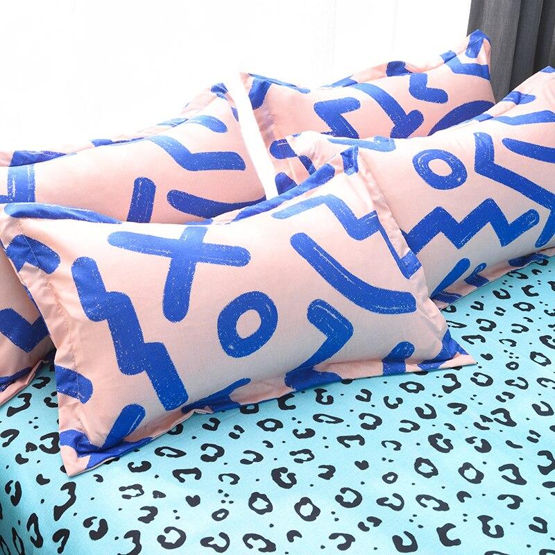 set folha de cama roupa de cama