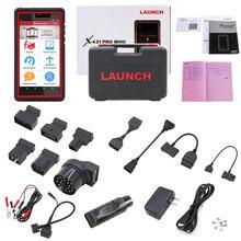 LAUNCH X431 Pro Mini Auto diagnostic tool WiFi/Bluetooth full system X-431 Pro Pros Mini Car Scanner Powerful Than Diagun