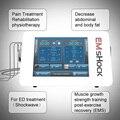 2020 nuevo diseño EMS + máquina masajeadora de terapia de ondas de choque para tratamiento de ED máquina de belleza