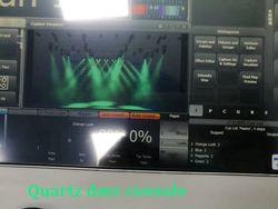 Stage lighting dmx 512 controller quartz dmx console titan V11.1