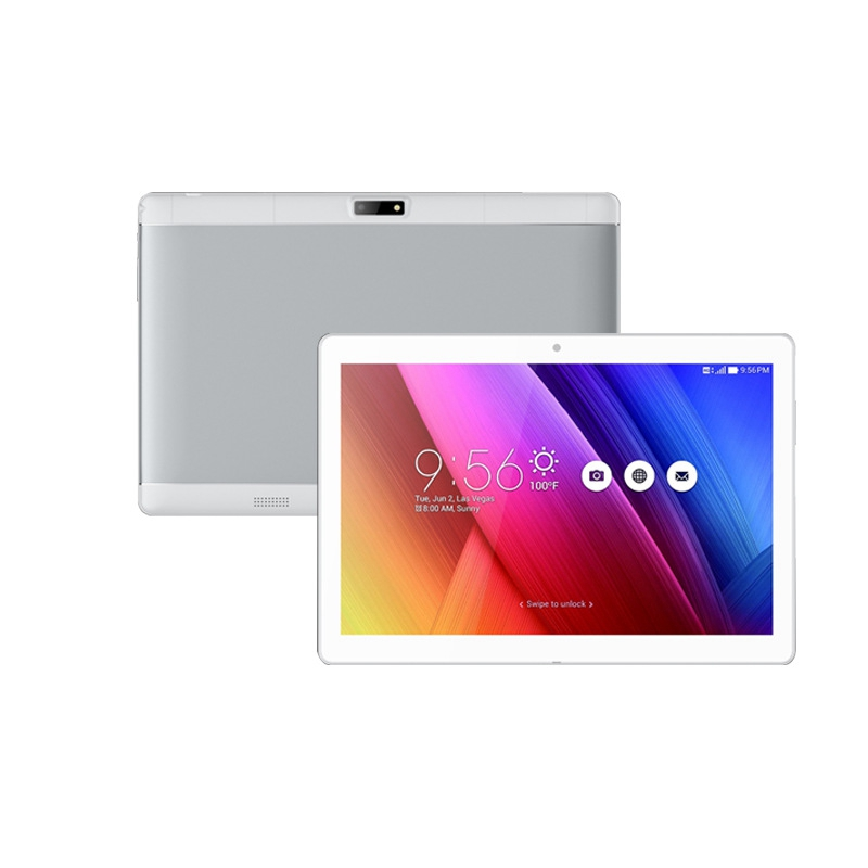 Quad Core 10.1Inch 1G 16G Metal Contact Screen Tablet Pc Thin Business Computer 3G Dual Sim Card Phone 3G Call Wifi Tablets