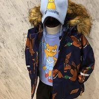 Baby Girls & Boys Winter Jackets Kids Thickening Padded Coat Toddler Outerwear Clothes Children Warm Jackets For Children 1 5Y