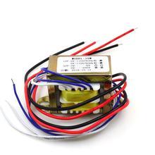 10 واط أنبوب مكبر للصوت EI محول 10VA صغير Preamp محول 2*110 فولت إلى 0 6 فولت 1A 0 200 فولت 20mA شحن مجاني