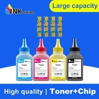 Inkarena Isi Ulang Toner CLT-K406S CLT-406 CLT 406 untuk Samsung CLP-360 CLP-362 CLP-364 CLP-365 SL-C410W SL-C460W CLX-3300