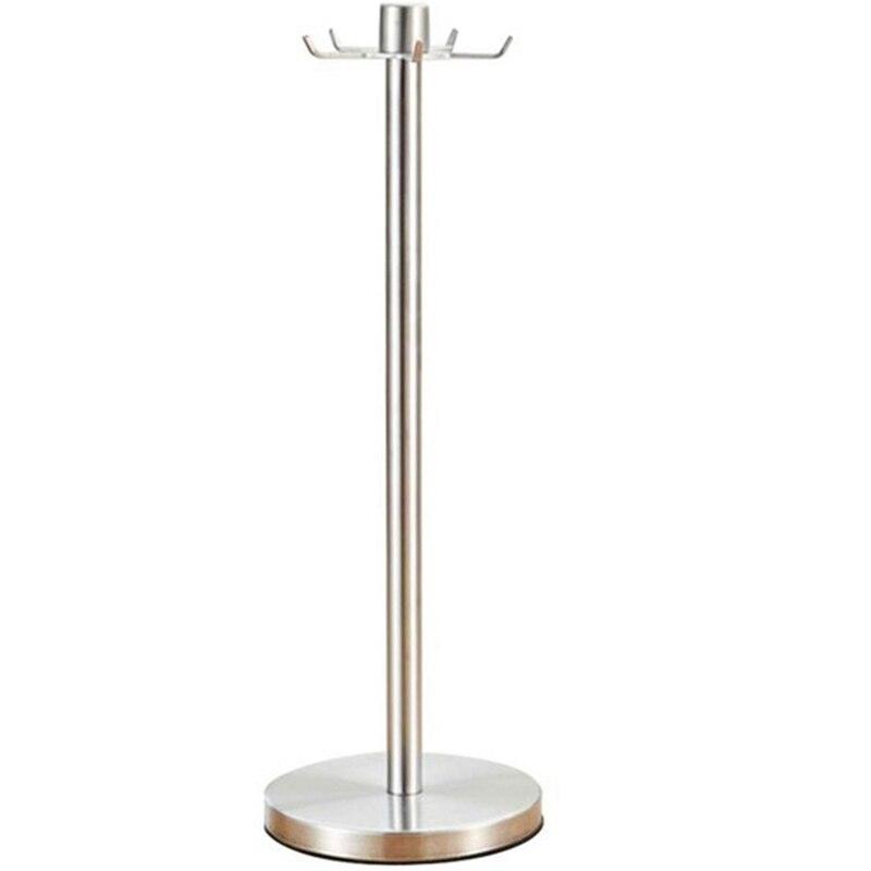 Hot Sale 304 Stainless Steel Creative Kitchen Utensils Spatula Storage Rack Multi-Function Hook Creative Kitchen Gadget Rack