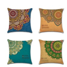 Funda Cojin Bohemian Mandala Geometric Throw Pillow Cushion Covers Cheap kussenhoes Pillowcase housse de coussin Decorative Sofa