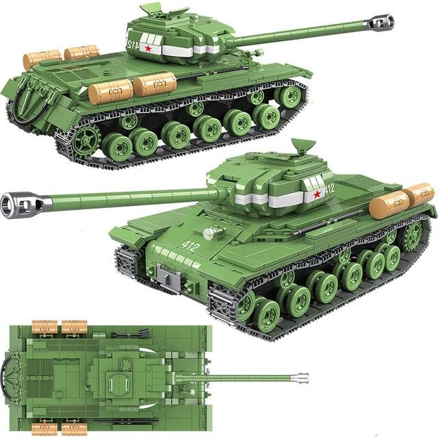 Купить горячая 1068 шт ww2 военная советская россия is 2m тяжелый танк картинки