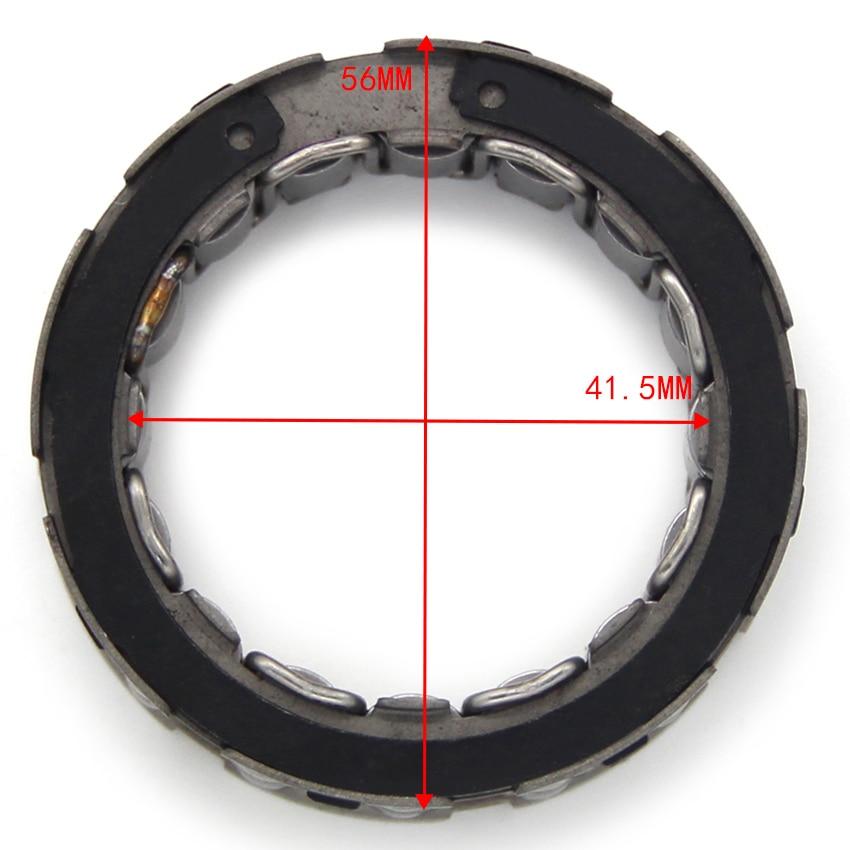 Starter Motor-RUN CLUTCH STARTER For Husaberg FE450S FE450 FE550S FE550 FE650 FS450S FS450 E/6 FS650 C/6 80040026000 79240026000