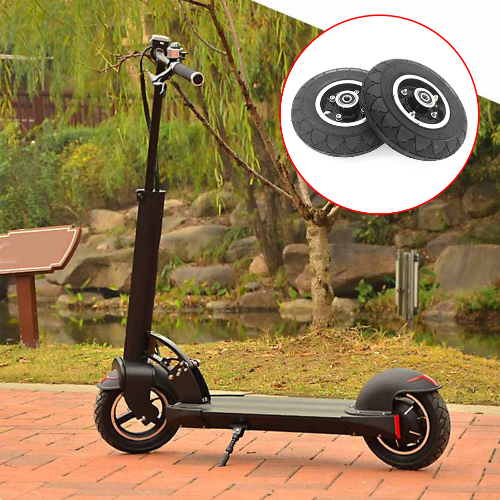 200X50 Electric Scooter Tyre Tire Inner Tube Set Pneumatic 8 Inch Wheel Hub Bearing Electric Scooter Replace Accessories Parts