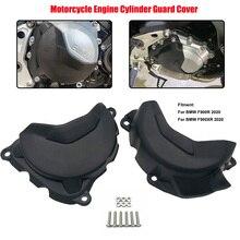 สำหรับ BMW F900R F900XR F 900 R F 900 XR F 900R F 900XR 2020 เครื่องยนต์รถจักรยานยนต์กระบอก GUARD COVER protector สีดำขวาและซ้าย