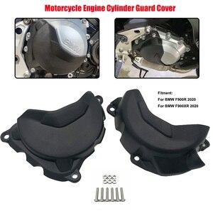 Image 1 - สำหรับ BMW F900R F900XR F 900 R F 900 XR F 900R F 900XR 2020 เครื่องยนต์รถจักรยานยนต์กระบอก GUARD COVER protector สีดำขวาและซ้าย