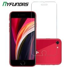 Hohe Qualität Gehärtetem Glas Screen Protector für iPhone 11 Pro Max 11Pro XR X XS 8 Plus 7 6 SE 2020 schutz Film verre trempe