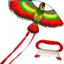 С мультипликационным принтом «сердитые птицы воздушный змей