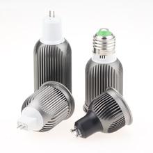 Joyin светодиодный COB Светодиодный точечный светильник 3 Вт, 5 Вт, 7 Вт, 9 Вт, 12 Вт, E27 GU10 MR16 GU5.3 светильник лампочка AC220V 12V COB Алюминиевая СВЕТОДИОДНАЯ Лампа