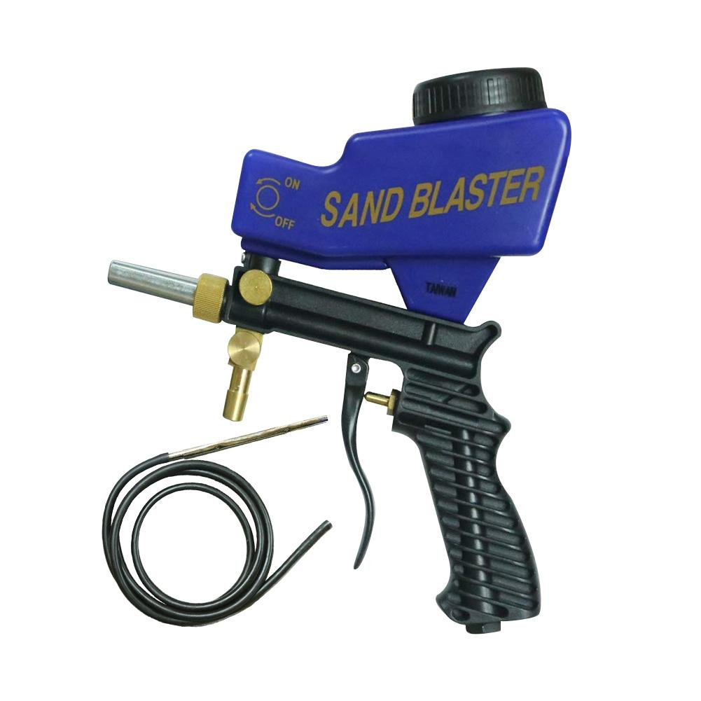 Improved Sandblaster Sand Blaster Gun Kit Soda Blaster Media Sandblaster Gun #40