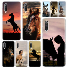 Horse Animal Phone Case Cover For Xiaomi Redmi Note 9S 8 8T