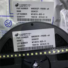 1600 шт WOOREE светодиодный подсветка 2 Вт 6 в 3535 150 лм холодный белый WM35E2F-YR09B-eA ЖК-подсветка для ТВ приложения