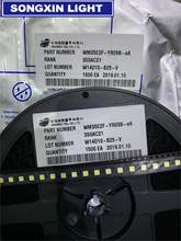 1600 pces wooree led backlight 2w 6v 3535 150lm branco fresco WM35E2F-YR09B-eA lcd backlight para tv aplicação