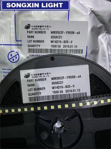Image 1 - 1600 個wooree ledバックライト 2 ワット 6v 3535 150LMクールホワイトWM35E2F YR09B eA lcdバックライトテレビtvアプリケーション