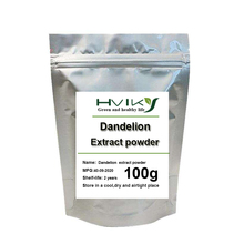 Dandelion Extract Alleviate inflammation, remove freckles, alleviate dermatitis, prevent anemia, prevent cold top quality dandelion extract dandelion root extract