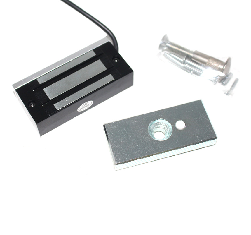 LPSECURITY DC12V 60kg Door Gate Escaping Room Lock/electric Magnetic Solenoid Cabinet Case Locks For Office Door Access Control