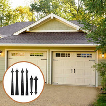 Homo Decorative Garage door plastic handle / industrial door handle / garage door handle