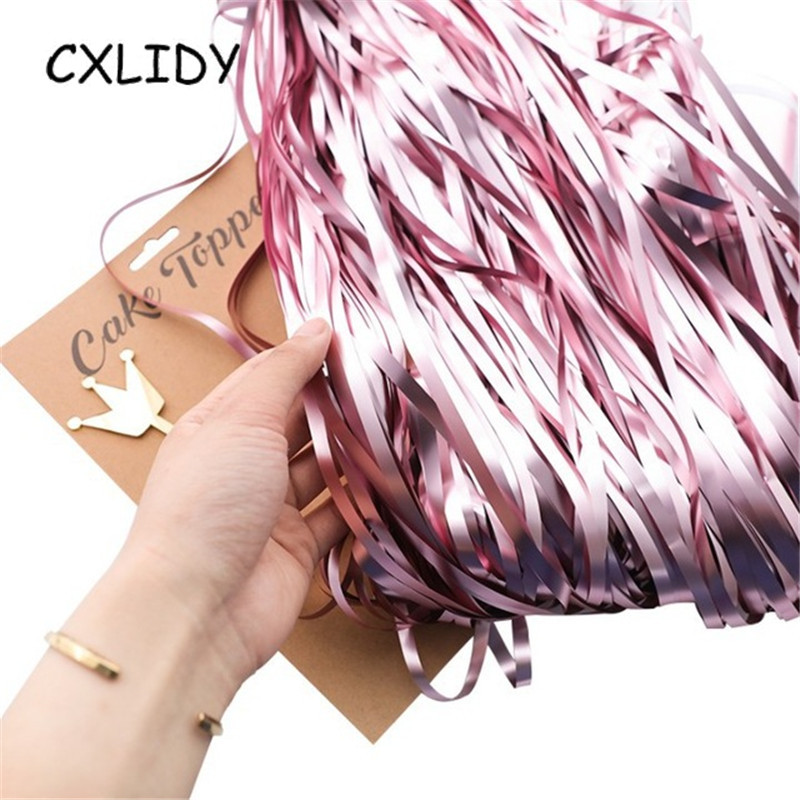 Gold Silver Pink Blue Fringed Curtain Wall Birthday Party Decoration Wedding