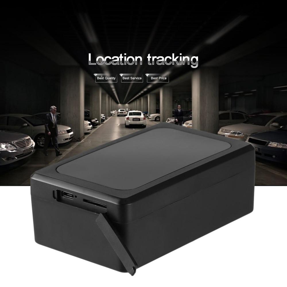 Draagbare GT019 Voertuig Auto Magnetische GPS Real Time Tracker Locator Tracking & Monitoring Apparaten Auto Persoonlijke Alarm - 2