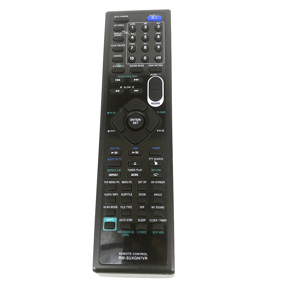 NEW Original RM-SUXGN7VR For JVC HOME THEATER CINEMA AUDIO remote control