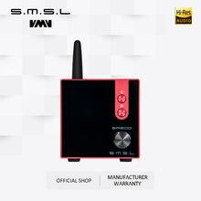 Усилитель мощности smsl sa300 hifi bluetooth 50 32 бит/384 кГц