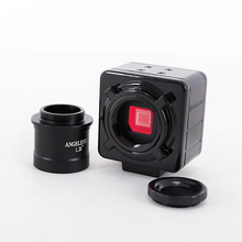 Angeleyes 2.0mp electronic eyepiece CMOS  500W color telescope electronic eyepiece USB connection computer full frame HD camera