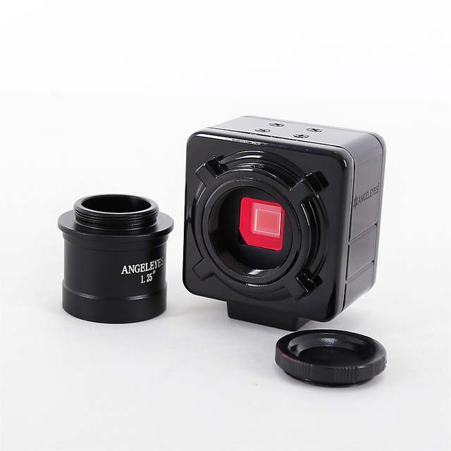 Angeleyes oculaire électronique 2.0mp, CMOS 500W, télescope électronique, connexion USB, ordinateur, cadre complet, caméra HD