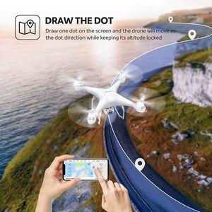 Image 5 - Potensic T25 gpsドローンfpv 1080 1080p hdカメラprofissional wifi rcドローンselfieフォローミーquadcopter gps glonass quadrocopter