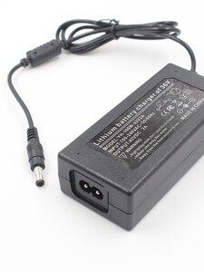 Image 1 - 42V2A 10 Serie Lithium Batterij Oplader 36 V 18650 Lader Voor 36 V 2A Elektrische Fiets Powerboard Lithium Batterij scooter