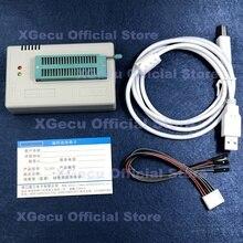 V10.33 XGecu TL866II Plus uniwersalny programator USB obsługa 15000 + IC SPI Flash NAND EEPROM MCU PIC AVR wymień TL866A TL866CS