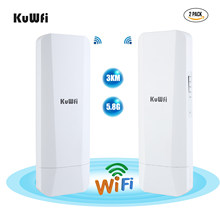 KuWFi açık 5.8G Wifi yönlendirici 900Mbps kablosuz köprü Wifi tekrarlayıcı 3-5KM uzun menzilli WiFi kapsama alanı 14dBi yüksek kazançlı anten
