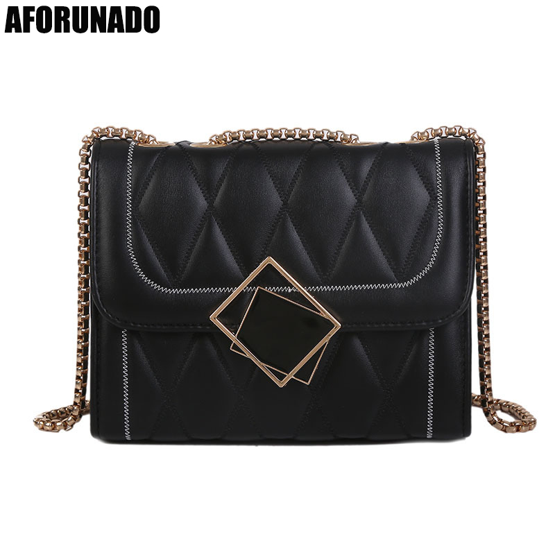 Luxury Handbags Women Bags Designer Vintage Small Shoulder Chain Evening Clutch Bag Female Fashion Crossbody Bags For Women 2019