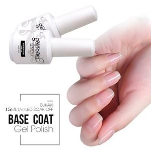 Top Base Coat Soak Gel Polish