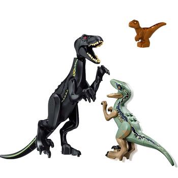 Park jurajski świat dinozaury Indoraptors Rampage w Lockwood Estate Model rysunek bloki budowlane zabawki budowlane dla dzieci tanie i dobre opinie Disney CN (pochodzenie) Unisex 6 lat Micro building block Big building block( 1cm) Certyfikat L030 LELE L030 Baryonyx Pterosaur 75930 10928