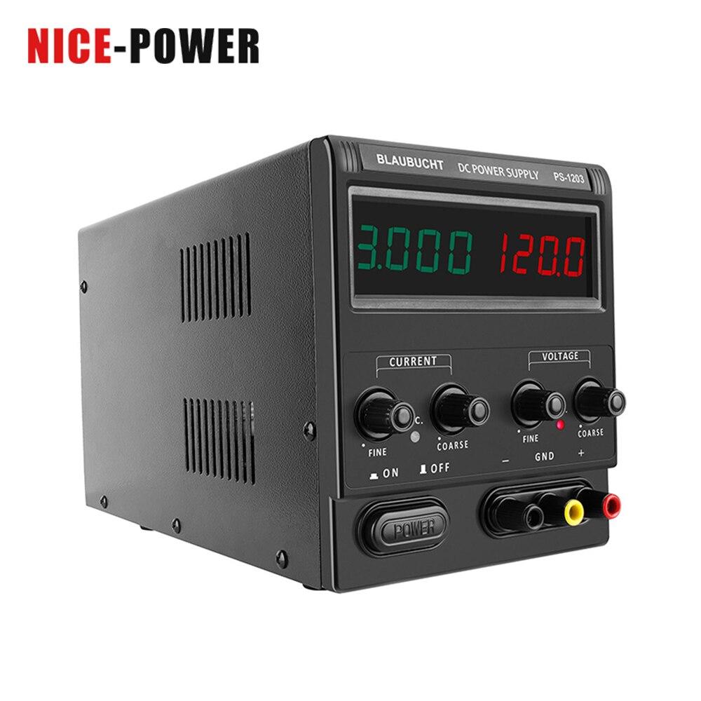 De enviar de EU RU de conmutación DC laboratorio de fuente de alimentación ajustable laboratorio 30V 10A 60V 5A estabilizador y regulador de voltaje Banco fuente