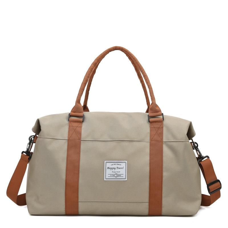 Travel Bag Large Capacity Men Hand Luggage Travel Duffle Bags Weekend Bags Women Multifunctional Travel Bags Malas De Viagem