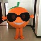 Orange Mascot Costum...