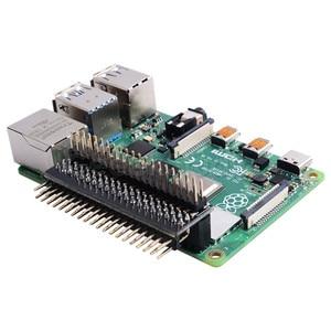 Расширительная плата GPIO Edge для Raspberry Pi GPIO header, для Raspberry Pi 4B / 3B + / 3B / Zero W / Zero