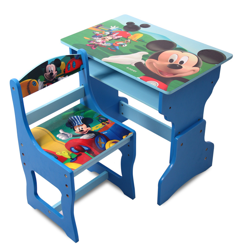 Children's Table And Chair Set Kindergarten Table And Chairs Solid Wood Baby Toy Table Game Table And Chairs Home