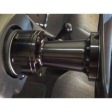dropshipping 51mm Steering Wheel Spacer Adapter Hub Boss Kit Universal Aluminum For MOMO OMP OE88